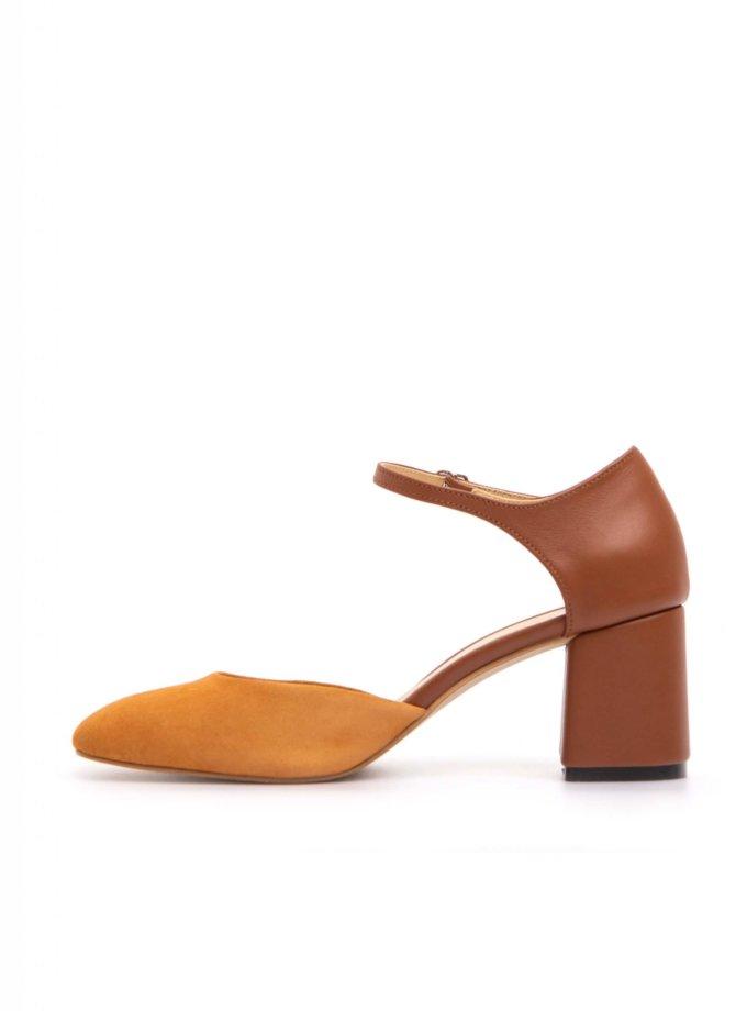 Кожаные босоножки Siena Piper LA_SPiper_SS20_11, фото 1 - в интеренет магазине KAPSULA