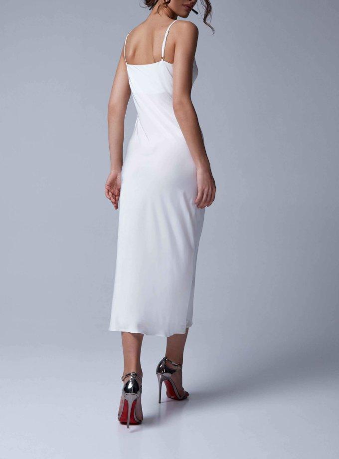 Шелковое платье Eva MC_MY1320-1, фото 1 - в интернет магазине KAPSULA