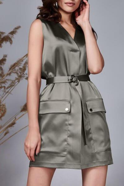 Платье мини Sela MC_MY2419, фото 1 - в интеренет магазине KAPSULA