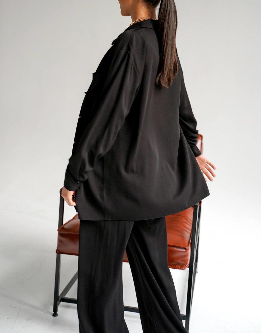 Хлопковый костюм Amari MC_MY3520, фото 1 - в интернет магазине KAPSULA