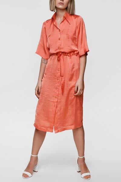 Платье-рубашка NM_310, фото 1 - в интеренет магазине KAPSULA