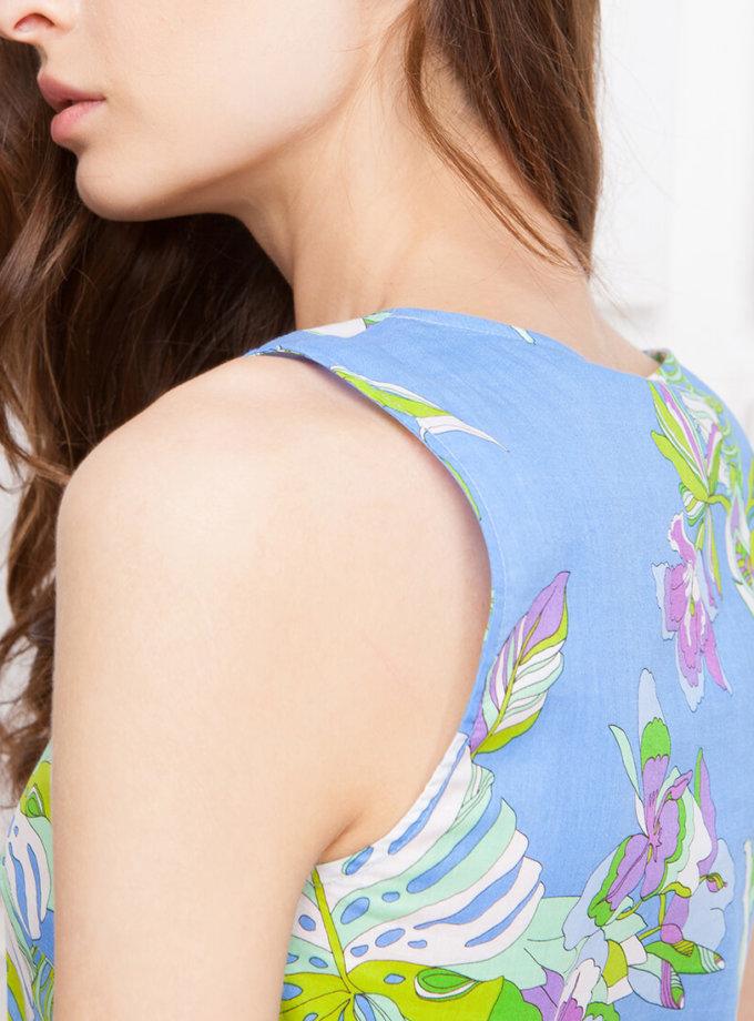 Легкая блуза из хлопка SHKO_13076063_outlet, фото 1 - в интернет магазине KAPSULA