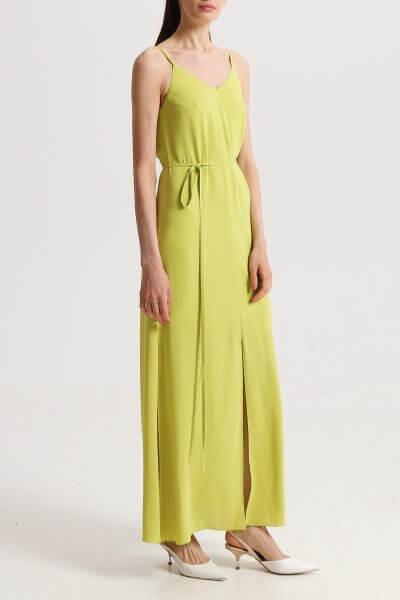 Платье макси на тонких бретелях SHKO_16024006, фото 3 - в интеренет магазине KAPSULA