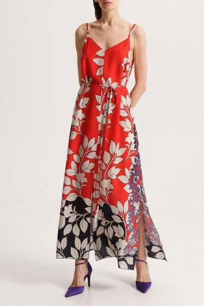 Платье макси на тонких бретелях SHKO_16024017, фото 1 - в интеренет магазине KAPSULA