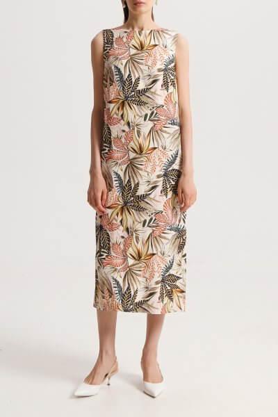 Платье в тропический принт SHKO_19013004, фото 1 - в интеренет магазине KAPSULA