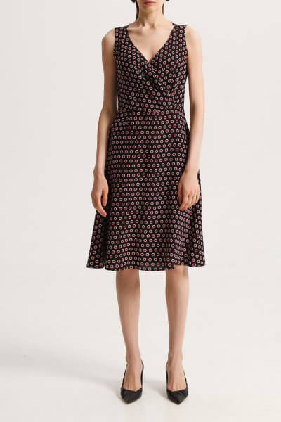Платье на запах из шелка SHKO_19024001, фото 1 - в интеренет магазине KAPSULA