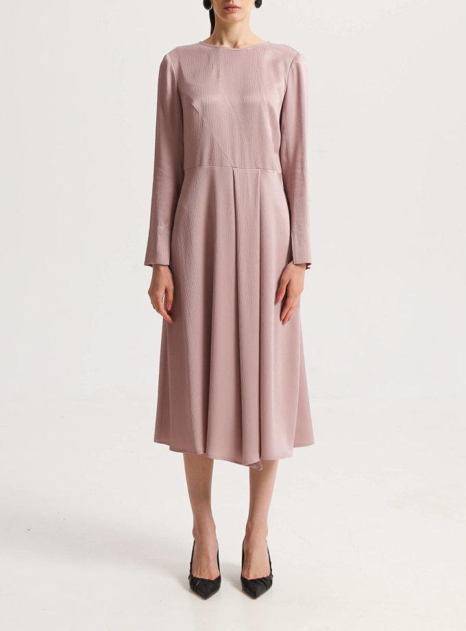 Платье миди А-силуэта SHKO_19060001, фото 1 - в интернет магазине KAPSULA