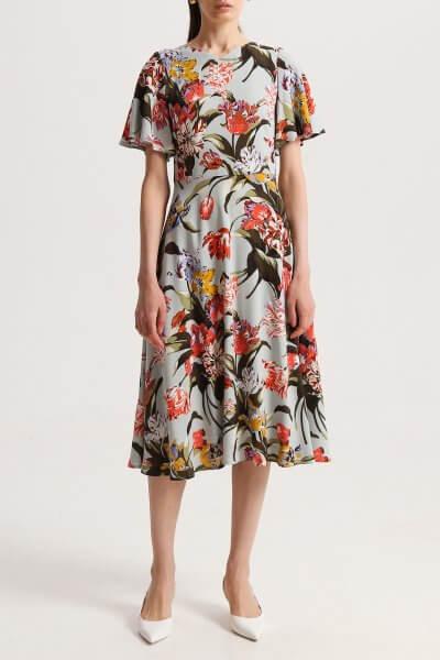 Платье с рукавами крыльями SHKO_20005001, фото 1 - в интеренет магазине KAPSULA