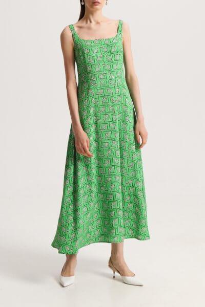 Платье на широких бретелях SHKO_20013001, фото 1 - в интеренет магазине KAPSULA