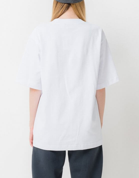 Хлопковая футболка DaKooka TFAM_AN27, фото 4 - в интеренет магазине KAPSULA