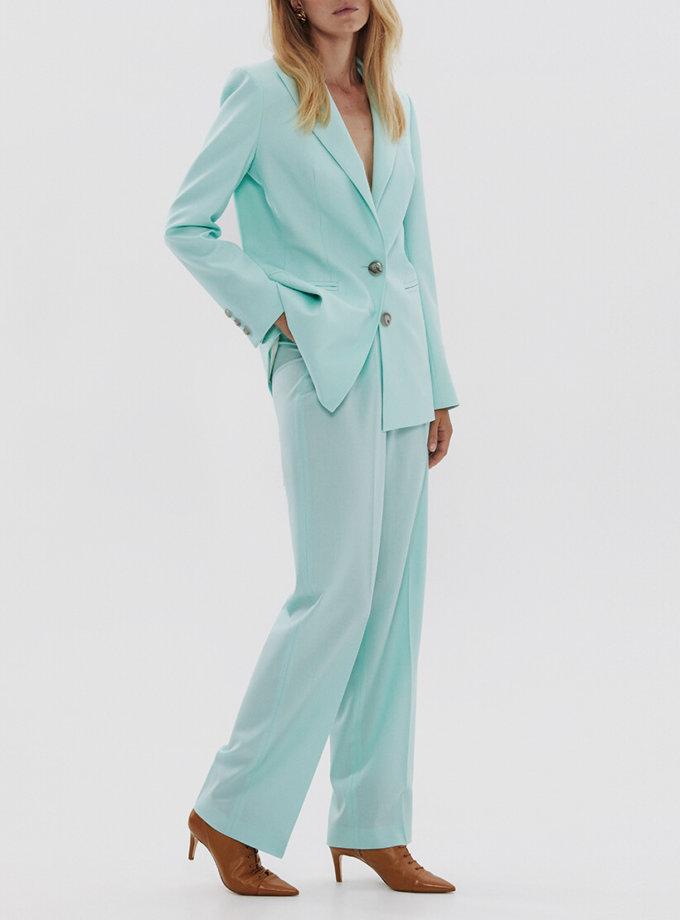 Прямые брюки из шерсти ARS_SS20_34, фото 1 - в интеренет магазине KAPSULA
