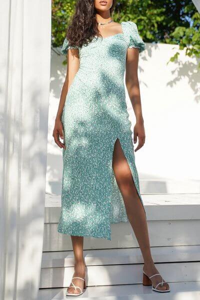 Невесомое платье Rebecca MY4920, фото 1 - в интеренет магазине KAPSULA