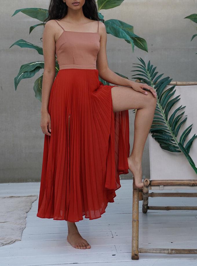 Шифоновое платье Valeriya MY5619-1, фото 1 - в интернет магазине KAPSULA