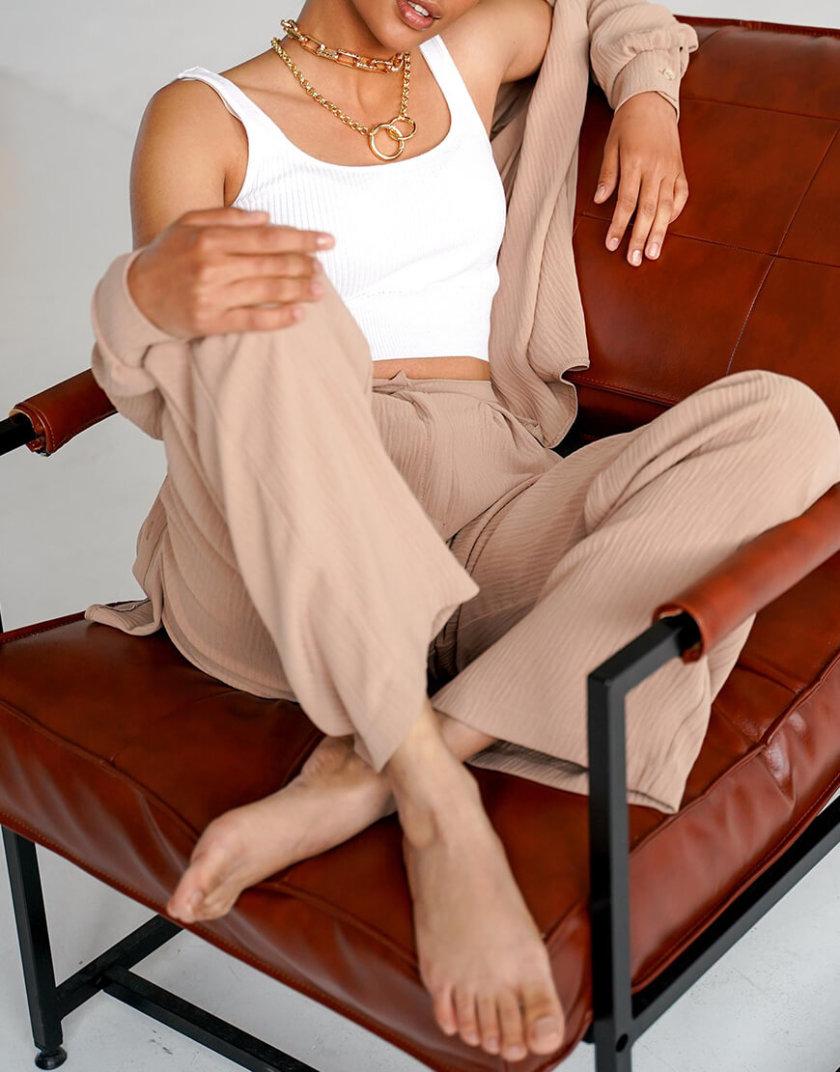 Костюм из мягкой ткани Amari MY3420, фото 1 - в интернет магазине KAPSULA