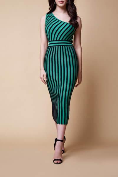 Хлопковое платье LINE JDW_J.D.0204, фото 1 - в интеренет магазине KAPSULA