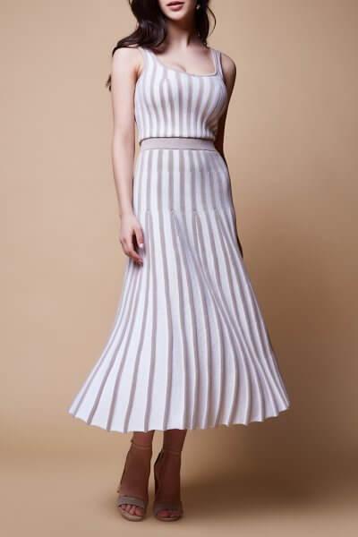 Платье MONRO из хлопка JDW_J.D.2103, фото 1 - в интеренет магазине KAPSULA