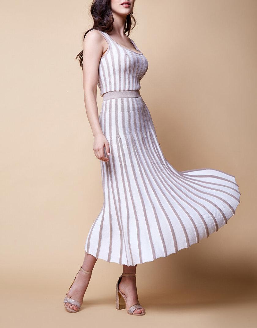 Платье MONRO из хлопка JDW_J.D.2103, фото 1 - в интернет магазине KAPSULA