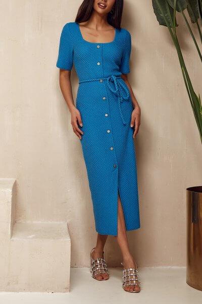 Хлопковое платье COCO JDW_J.D.3103, фото 1 - в интеренет магазине KAPSULA