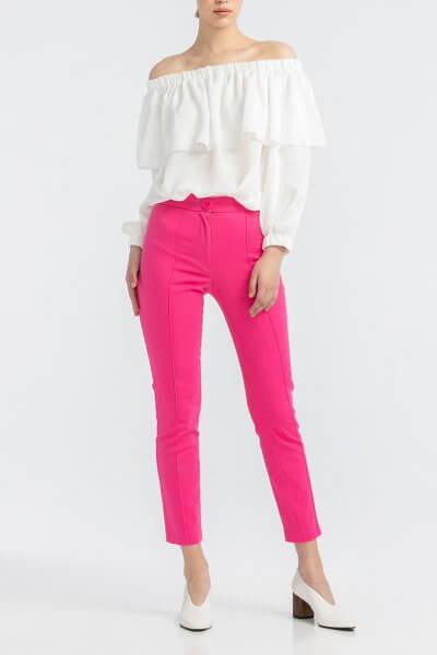 Неоново-розовые брюки ALOT_030080, фото 1 - в интеренет магазине KAPSULA
