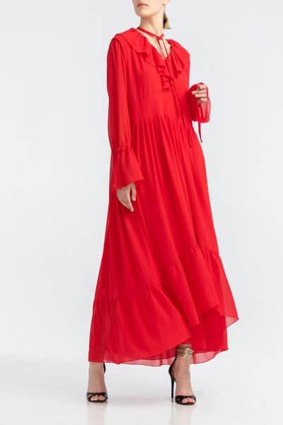 Шифоновое платье макси ALOT_100415, фото 1 - в интеренет магазине KAPSULA