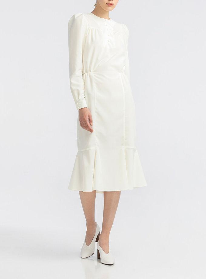Платье с юбкой годе ALOT_100417, фото 1 - в интернет магазине KAPSULA