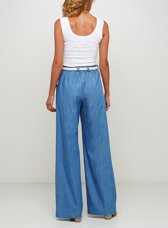 Широкие джинсы из хлопка AY_3009, фото 1 - в интернет магазине KAPSULA