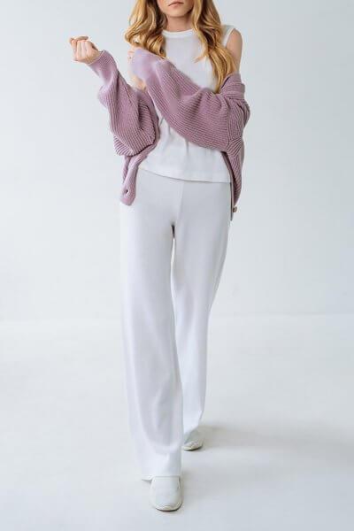 Брючный костюм из трикотажа FRBC_FBKT_SS20_01_suit, фото 1 - в интеренет магазине KAPSULA