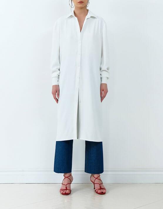 Легкое платье-рубашка IRRO_IR_SM20_DW_013, фото 3 - в интеренет магазине KAPSULA