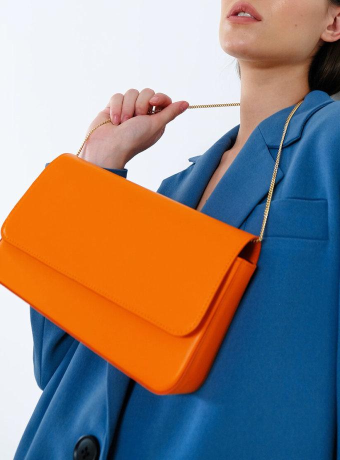 Кожаная сумка irAro x Vikele Studio IRRO_IR_SS20_BO_025, фото 1 - в интернет магазине KAPSULA