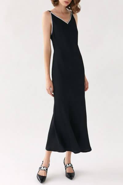 Шелковое платье Iva MRCH_SS2020-4, фото 1 - в интеренет магазине KAPSULA