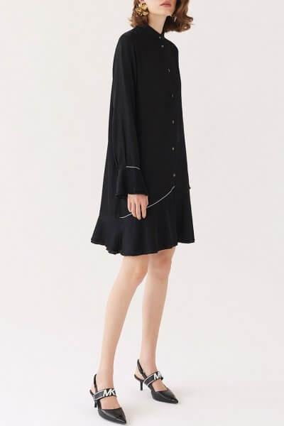 Шелковое платье-рубашка Mary MRCH_SS2020-7, фото 1 - в интеренет магазине KAPSULA