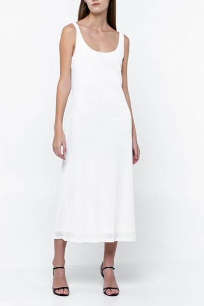 Легкое платье на бретелях NM_385, фото 1 - в интеренет магазине KAPSULA
