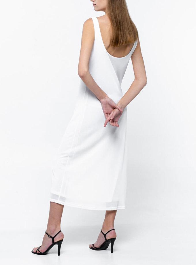 Легкое платье на бретелях NM_385, фото 1 - в интернет магазине KAPSULA