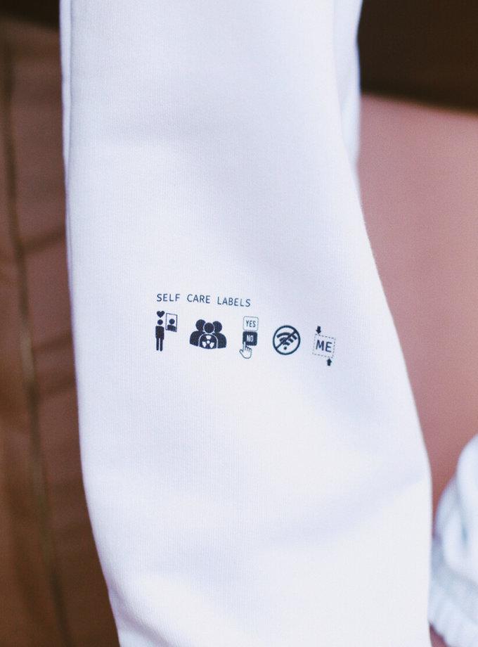 Брюки-джогеры из хлопка SAYYA_30_SSL1022-1, фото 1 - в интернет магазине KAPSULA