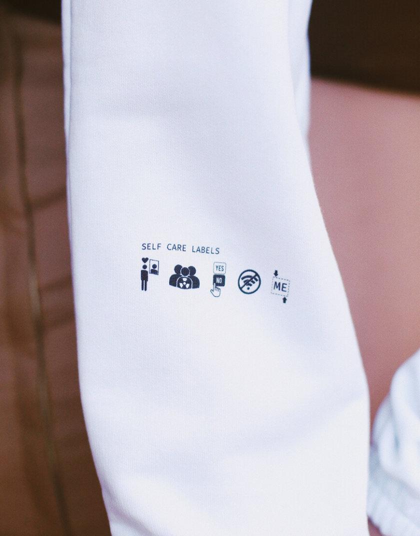 Брюки-джогеры из хлопка SAYYA_30_SSL1022-1, фото 1 - в интеренет магазине KAPSULA