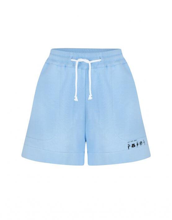 Хлопковые шорты SAYYA_30_SSL1023-2, фото 5 - в интеренет магазине KAPSULA