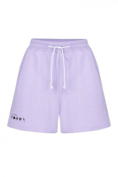 Хлопковые шорты SAYYA_30_SSL1023-3, фото 1 - в интеренет магазине KAPSULA
