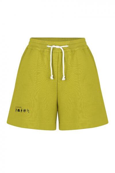 Хлопковые шорты SAYYA_30_SSL1023, фото 1 - в интеренет магазине KAPSULA