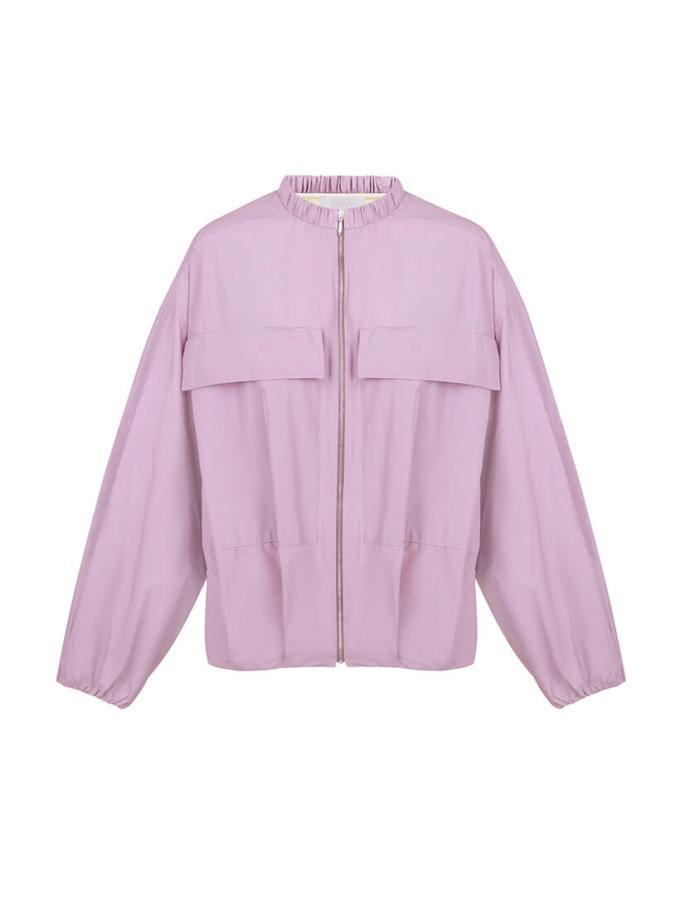 Легкая куртка на молнии SAYYA_30_SSL1025-1, фото 1 - в интернет магазине KAPSULA