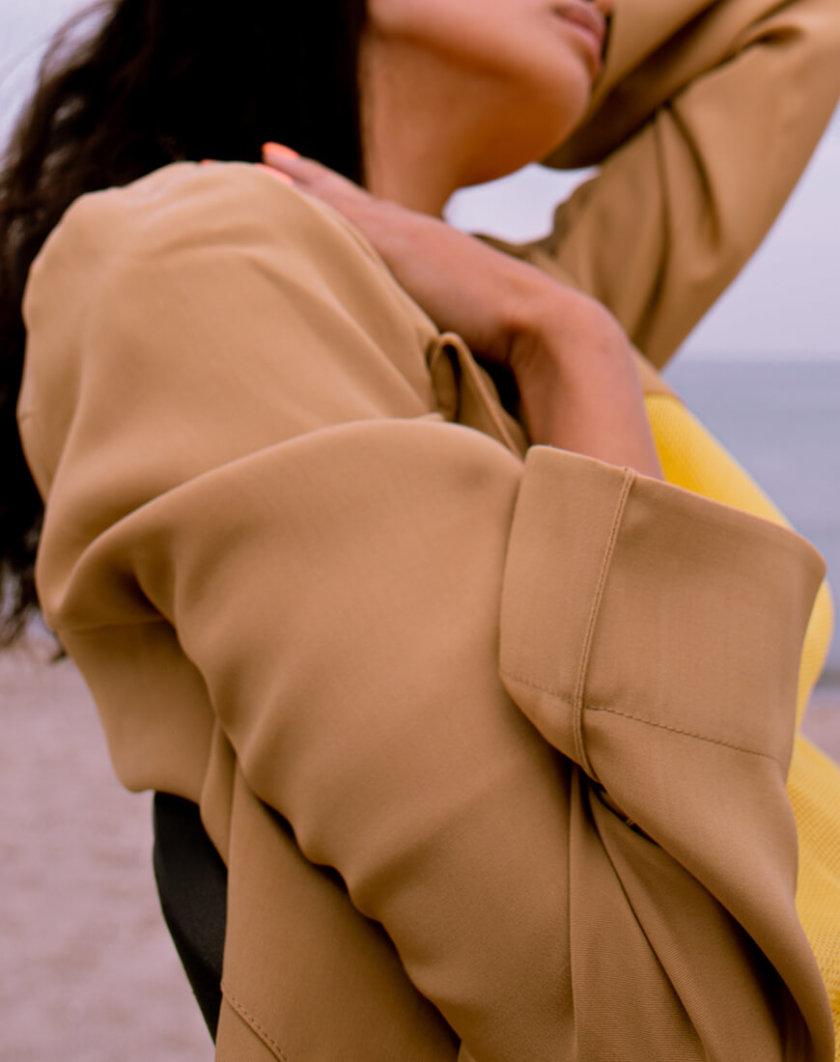 Шелковая рубашка-жакет SAYYA_SS1019, фото 1 - в интернет магазине KAPSULA