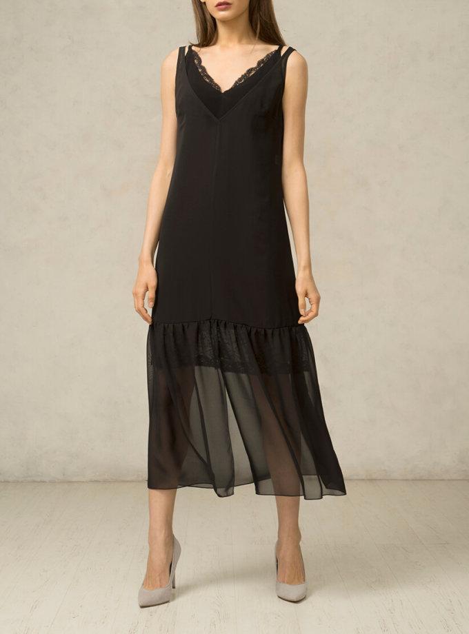 Прозрачная накидка на платье SHKO_16027001_outlet, фото 1 - в интернет магазине KAPSULA