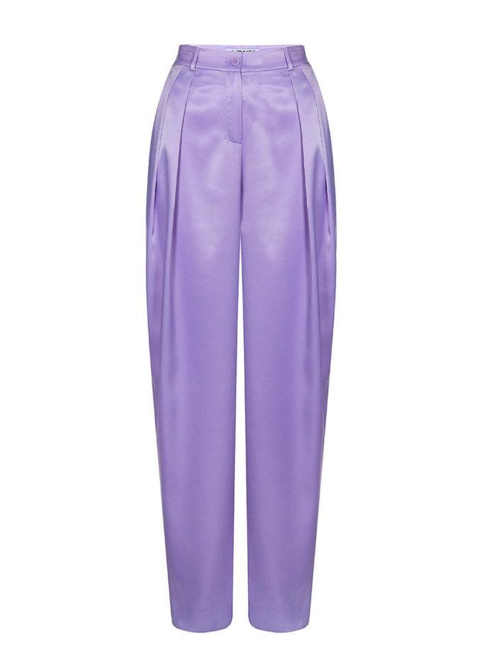 Легкие брюки со складами ARS_SS20_35, фото 1 - в интеренет магазине KAPSULA