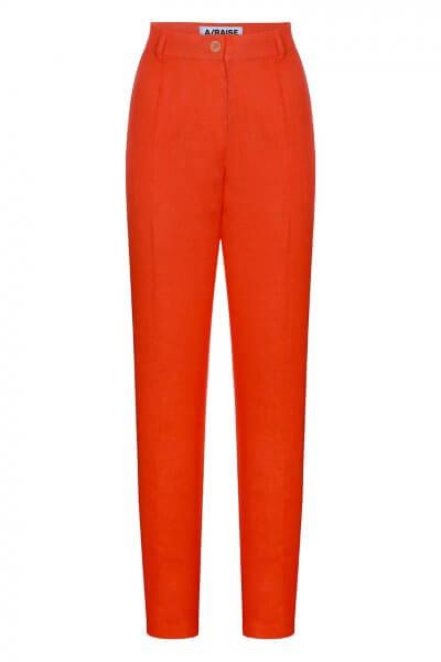 Прямые брюки из льна ARS_SS20_37, фото 1 - в интеренет магазине KAPSULA