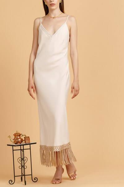 Платье на тонких бретелях INS_SS20_15, фото 1 - в интеренет магазине KAPSULA