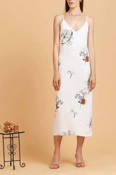 Платье на тонких бретелях INS_SS20_15_03, фото 1 - в интеренет магазине KAPSULA