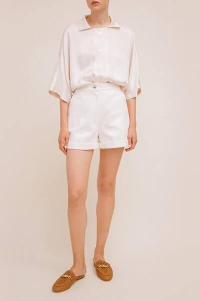 Короткие шорты из денима TTWH_Н2002, фото 1 - в интеренет магазине KAPSULA