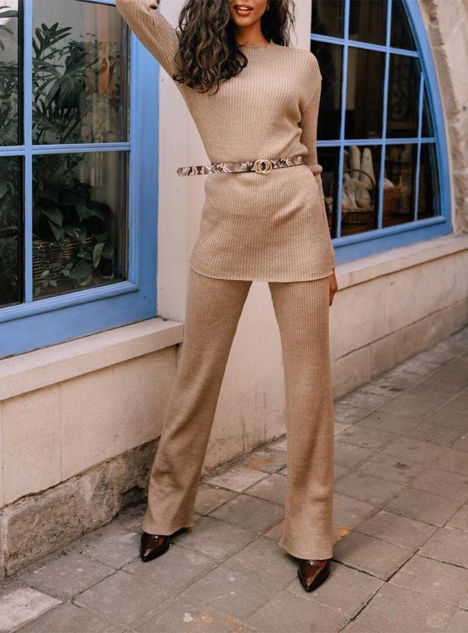 Костюм с брюками из шерсти JDW_JD2809, фото 1 - в интеренет магазине KAPSULA