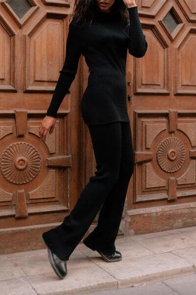 Костюм с брюками из шерсти JDW_JD2909, фото 5 - в интеренет магазине KAPSULA