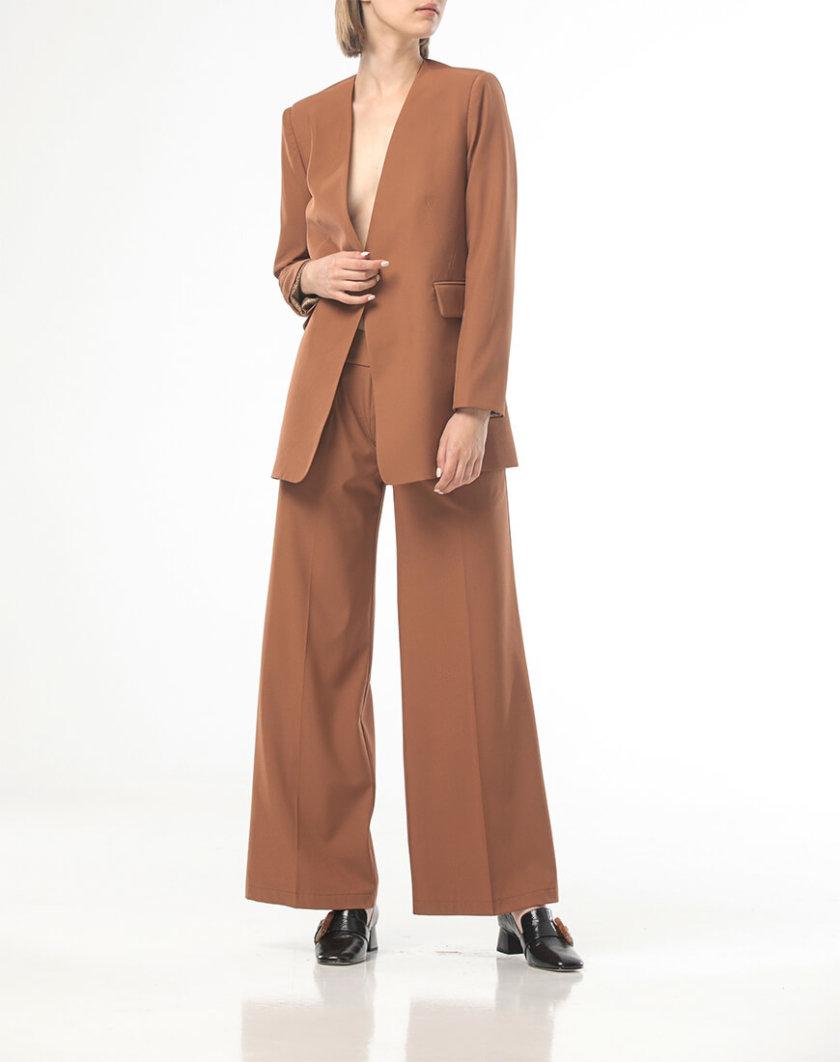 Прямые брюки со стрелками ALOT_030130, фото 1 - в интернет магазине KAPSULA