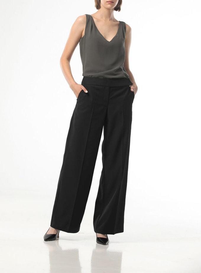 Прямые брюки со стрелками ALOT_030131, фото 1 - в интернет магазине KAPSULA